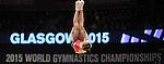 29/10/2015 - Womens All round final - FIG Artistic gymnastics world champs - SSE Hydro Glasgow - UK