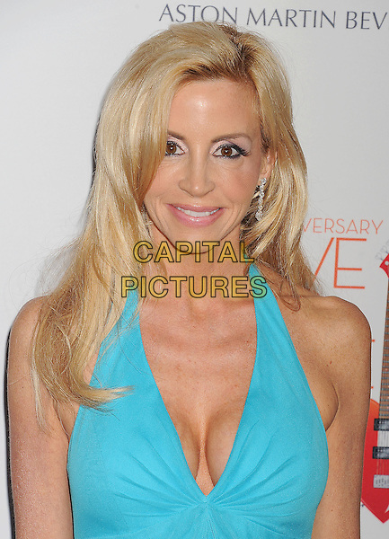 """Camille Grammer, Hyatt Regency Century Plaza, Century City, California, USA -- Camille Grammer arriving at the 20th Annual Race To Erase MS Gala """"Love To Erase MS"""" at the Hyatt Regency Century Plaza in Century City, California, USA 3rd May 2013. .CAP/ROT/TM.©Tony Michaels/Roth Stock/Capital Pictures"""