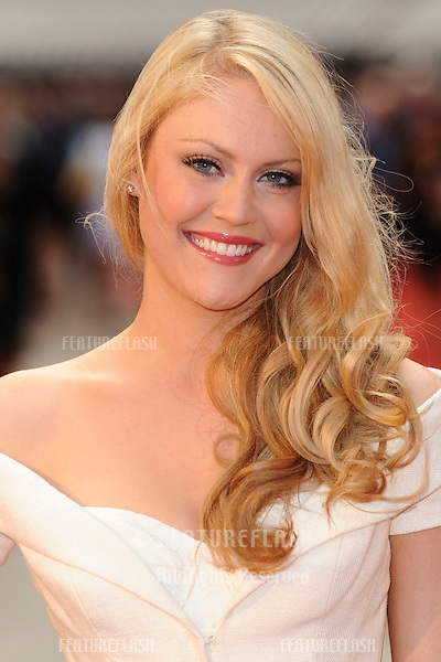 Camilla Kerslake at the UK Premiere of Knight and Day at Odeon Leicester Square, London.  22/07/2010   Picture by: Steve Vas / Featureflash.