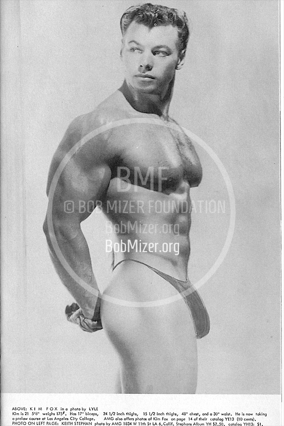 Bob Mizer first published the beefcake magazine Physique Pictorial in ...: bmf.photoshelter.com/image/I0000Bgme6e40gN4