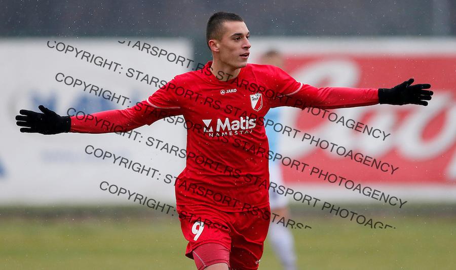 Stefan Drazic Super liga Srbije, Superliga, fudbal, Rad - Javor (Ivanjica)  Novembar 28. 2015. Beograd, Srbija, 28.11.2015.  (credit image & photo: Pedja Milosavljevic / STARSPORT)