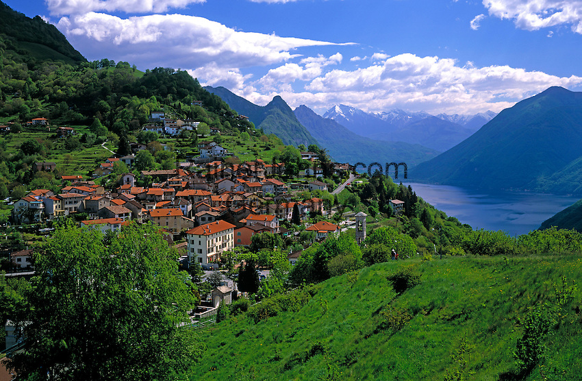 how to get to lugano from london