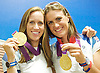 Helen Glover and Heather Stanning <br />