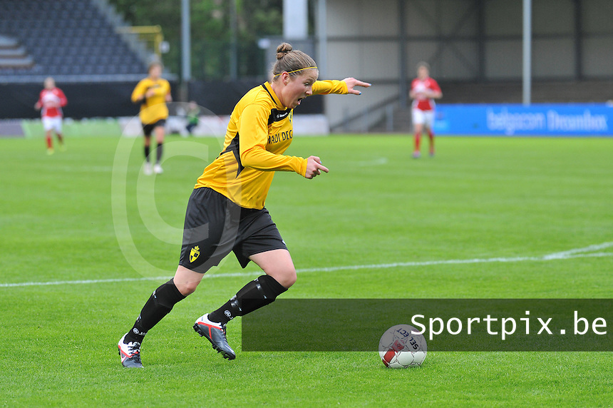 Bekerfinale 2012 : WD Lierse SK - Standard Femina :.Lenie Onzia.foto David Catry / Joke Vuylsteke / Vrouwenteam.be
