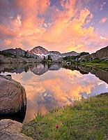 Sierra Alpenglow