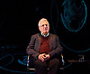 2071<br /> by Duncan MacMillan and Chris Rapley <br /> directed by Katie Mitchell<br /> at The Royal Court Theatre, London, Great Britain <br /> Press Photocall <br /> <br /> 5th November 2014 <br /> <br /> Chris Rapley <br /> <br /> <br /> Photograph by Elliott Franks <br /> Image licensed to Elliott Franks Photography Services