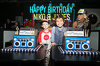 Event -James and Niko's 6th Birthday