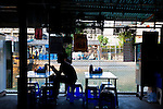 Thewet Market, Bangkok, Thailand