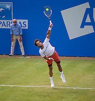 FELICIANO LOPEZ (ESP)<br /> <br /> TENNIS - AEGON CHAMPIONSHIPS -  2015 -  QUEENS CLUB - LONDON -  ATP 500- 2015  - ENGLAND - UNITED KINGDOM<br /> <br /> &copy; AMN IMAGES