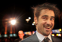 18/02/2010 .Colin Farrell.at the Jameson Dublin Internation Film Festival Opening Night Featuring the European Premiere of ONDINE, by Neil Jordan in the Savoy Cinema, Dublin..The 8th Jameson Dublin International Film Festival takes place from the 18th - 28th February, presenting over 100 films from over 30 countries, with archive and premiere screenings, special guests, discussions and unique events, all over 11 days..Photo: Gareth Chaney Collins