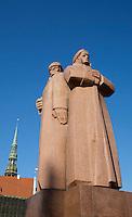Riga - Capital of Latvia