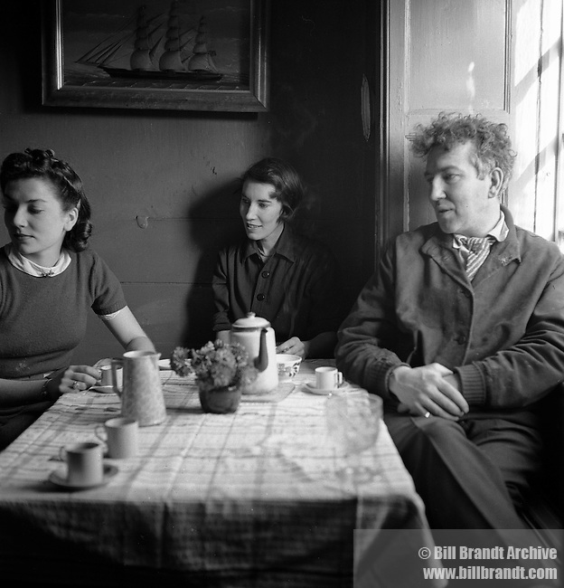 Robert Graves and friends