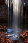 Waterfall, Smoky Mountains, North Carolina