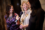 Randi Zuckerberg at the UN Gala in New York, where she interviewed attendees live on Facebook....Photo by Robert Caplin.