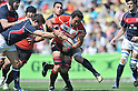 Yuta Mochizuki (JPN),.MAY 19, 2012 - Rugby : HSBC Asian Five Nations 2012 match between Japan 67-0 Hong Kong at Chichibunomiya Rugby Stadium, Tokyo, Japan. (Photo by Jun Tsukida/AFLO SPORT) [0003].