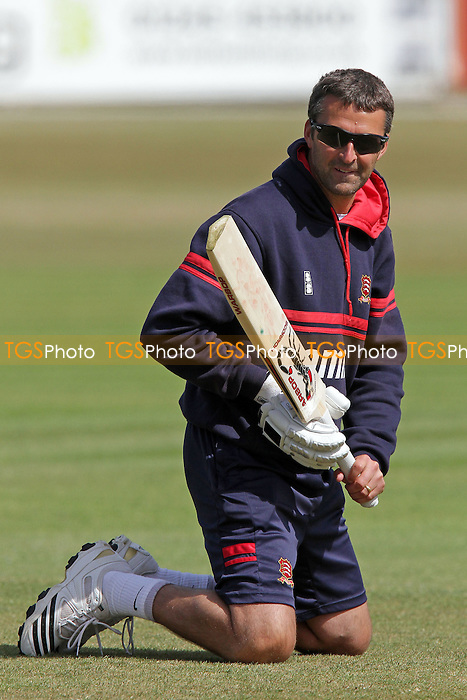 Essex head coach Paul Grayson - Essex CCC vs Middlesex CCC - LV County Championship Division Two cricket at the Ford County Ground, Chelmsford - 24/05/11 - MANDATORY CREDIT: Gavin Ellis/TGSPHOTO - Self billing applies where appropriate - Tel: 0845 094 6026