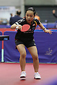 Mima Ito (JPN), .JUNE 6, 2012 - Table Tennis : The Japan Open 2012, U-21 Women's Singles Qualifying Round at Green Arena Kobe, Hyogo, Japan. (Photo by Akihiro Sugimoto/AFLO SPORT) [1080]