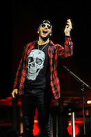 JAN 13 Avenged Sevenfold performing at Genting Arena
