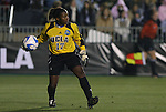 05 December 2008: UCLA's Ashley Thompson. The University of North Carolina Tar Heels defeated the University of California Los Angeles Bruins 1-0 at WakeMed Soccer Park in Cary, NC in an NCAA Division I Women's College Cup semifinal game.