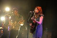 AUG 20 Maria Rodes performing at David Byrne's Meltdown Festival