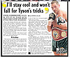 Daily Star 17/04/13 Chris Royle