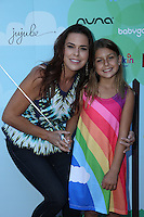 CULVER CITY, CA - SEPTEMBER 24: Rosa Blasi, Kaia Finn attends the Step2 & Favored.by Present The 5th Annual Red Carpet Safety Awareness Event at Sony Pictures Studios on September 24, 2016 in Culver City, California. (Credit: Parisa Afsahi/MediaPunch).
