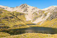 Pristine Hinapouri Tarns, Nelson Lake National Park, South Island, New Zealand, NZ