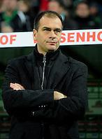 FUSSBALL   1. BUNDESLIGA    SAISON 2012/2013    14. Spieltag   SV Werder Bremen - Bayer 04 Leverkusen                28.11.2012 Klaus Filbry (Werder Bremen).