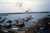 1983 June 03..Redevelopment.Downtown South (R-9)..WATERSIDE..OPENING CELEBRATION....NEG#.NRHA#..