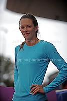Sainsbury's Birmingham Grand Prix - IAAF Diamond League meeting - Sunday 24th August 2014 - Alexanda stadium Birmingham<br /> <br /> World &amp; Olympic pole vault champion Fabiana Murer of Brasil<br /> <br /> <br /> Photo by Jeff Thomas/Jeff Thomas Photography