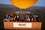 20100607 June 07 Cairns Hot Air Ballooning