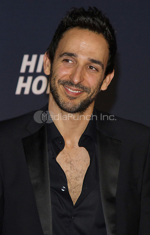Amir Arison attends the VH1 Hip Hop Honors: All Hail The Queens at David Geffen Hall on July 11, 2016 in New York City.@John Palmer / Media Punch