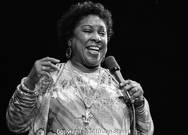 Helen Humes, 9/15/75, Monterey Jazz Festival