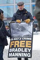 2013/02/23 Berlin | Free Bradley Manning