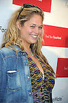 Andrea Hornblitt attends the official launch of www.findyourfacemate.com which was hosted by Maria Menounos on July 10, 2012 at STK Rooftop in New York City.