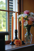 Arista Dinner Candles - Beauty Images