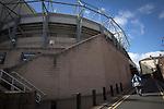 Newcastle United v Tottenham Hotspur 19/04/2015
