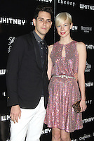 June 06, 2012 Gabe Saporta and Erin Fetherston attend the 2012 Whitney Art Party sponsored by Theory and Saks 5th Avenue at the Skylight Soho in New York City. © RW/MediaPunch Inc. ***NO GERMANY***NO AUSTRIA***