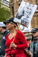 10.05.2012 - Police March Against Cuts