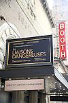 Les Liaisons Dangereuses - Theatre Marquee