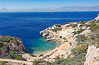 The Heraion of Perachora, Greece