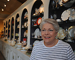 Donna Vinson at Oxford Floral on Wednesday, March 10, 2010 in Oxford, Miss.
