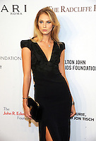 NEW YORK, NY - NOVEMBER 02:  Annika Krut attends 15th Annual Elton John AIDS Foundation An Enduring Vision Benefit at Cipriani Wall Street on November 2, 2016 in New York City.Photo by John Palmer/ MediaPunch