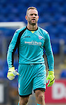 St Johnstone FC Season 2015-16<br /> Alan Mannus<br /> Picture by Graeme Hart.<br /> Copyright Perthshire Picture Agency<br /> Tel: 01738 623350  Mobile: 07990 594431