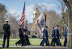 2014 ROTC Pass in Review 6.JPG by Matt Cashore/University of Notre Dame