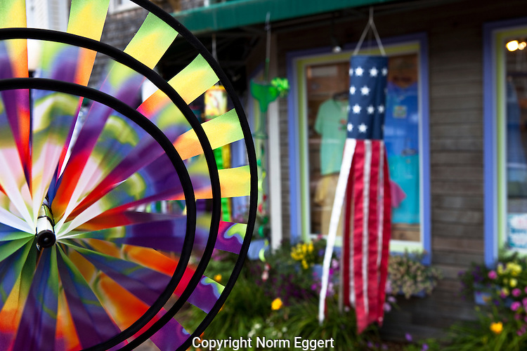 Colorful Whirligig