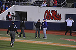 Ole Miss vs. TCU at Oxford-University Stadium in Oxford, Miss. on Friday, February 15, 2013. Ole Miss won the season opener 1-0.