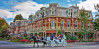 Niagara-on-the-Lake Scenic Stock Images
