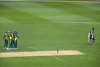 170225 Cricket ODI - NZ Black Caps v South Africa Proteas