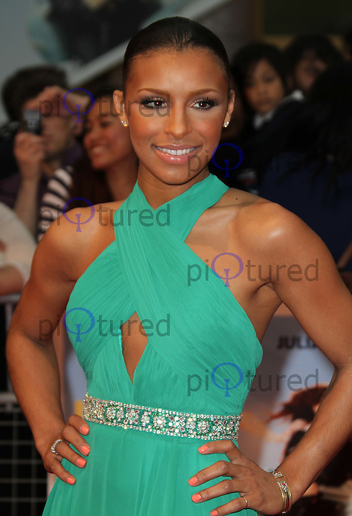 Melody Thornton Larry Crowne World Premiere, Westfield Shopping Centre, West London, UK, 06 June 2011:  Contact: Rich@Piqtured.com +44(0)7941 079620 (Picture by Richard Goldschmidt)